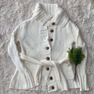 Gap Body Lounge Sweater 💗 Cream